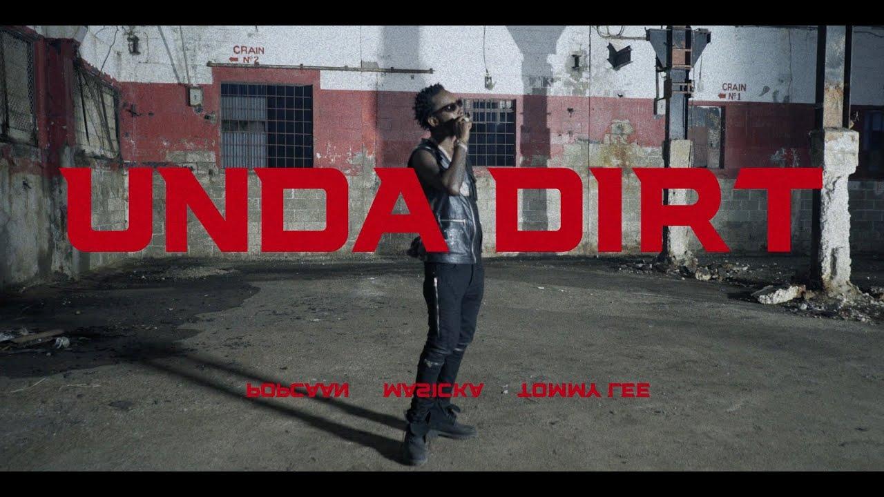 Download Popcaan - UNDA DIRT (feat. Masicka & Tommy Lee) [Official Video]
