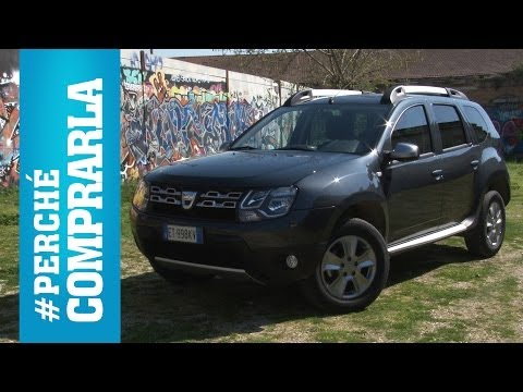 Dacia Duster restyling 2014 Perch comprarla... e perch no