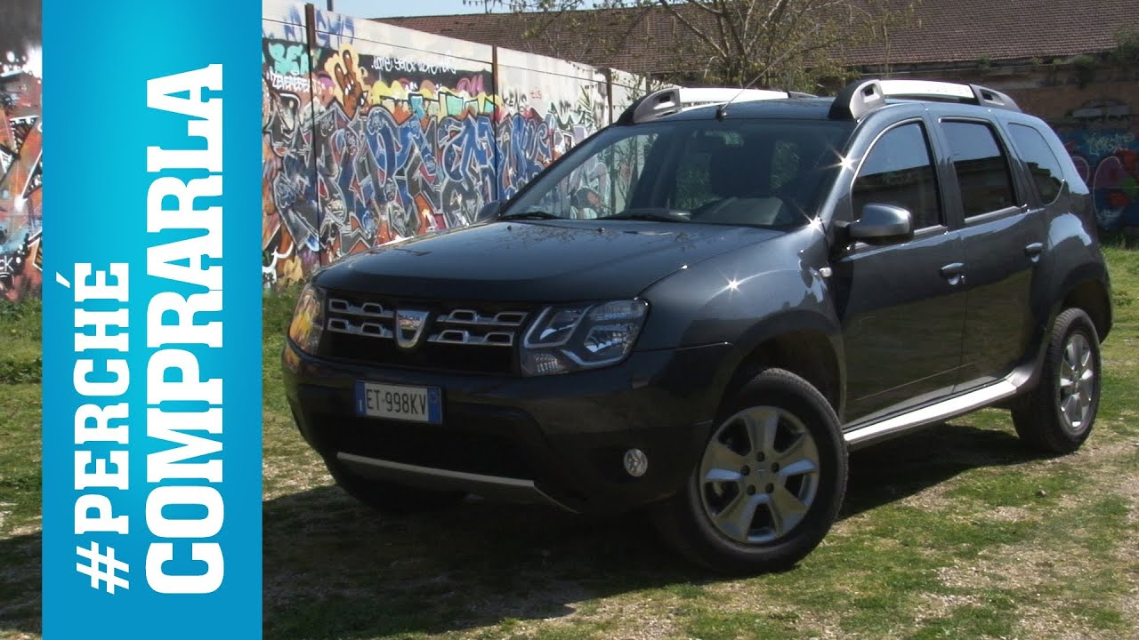 dacia duster restyling 2014 perch comprarla e perch no youtube. Black Bedroom Furniture Sets. Home Design Ideas
