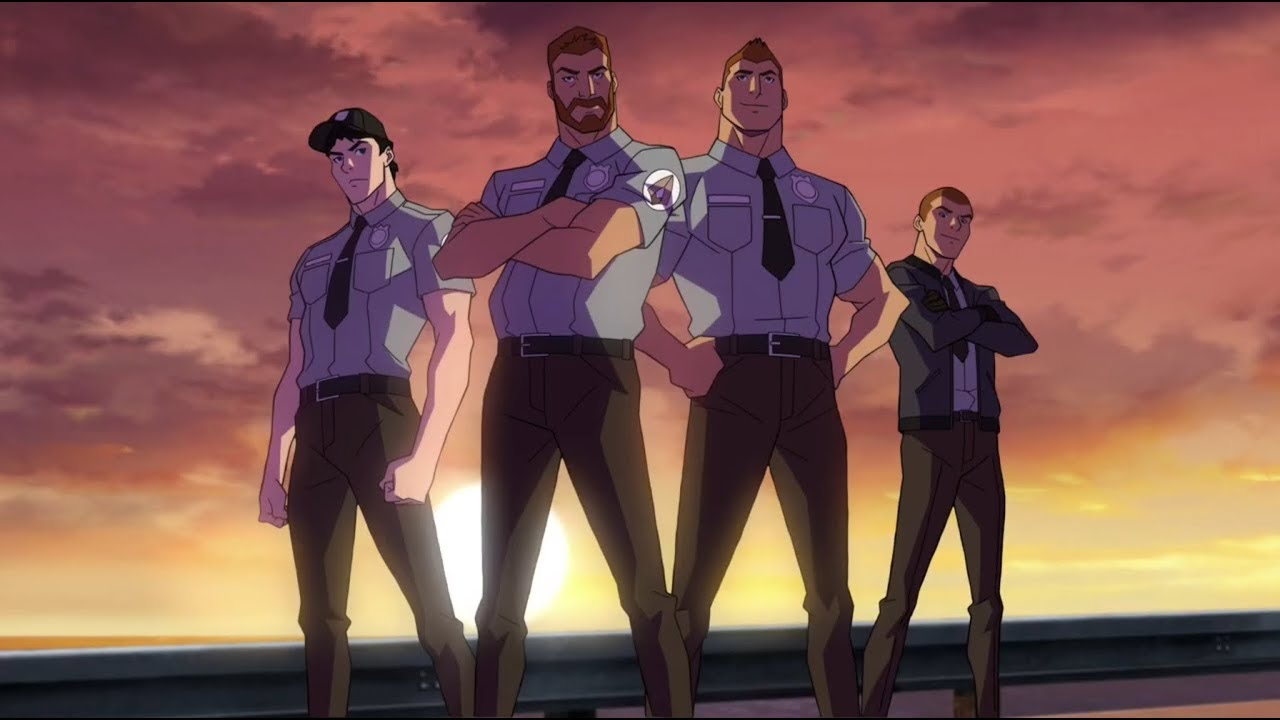 Download Bowhunter Security vs. Brick | Young Justice Season 3