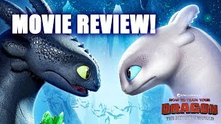 HOW TO TRAIN YOUR DRAGON 3 FULL MOVIE REVIEW!