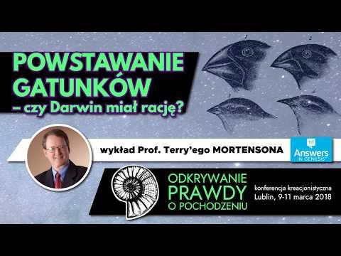 """Prof. Mortenson, """"Powstawanie gatunków - czy Darwin miał rację?"""" / #IPPTV Lublin 2018"""