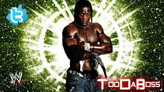 "R-Truth/K Kwik 3rd WWE Theme Song - ""Get Rowdy"" (V3)"