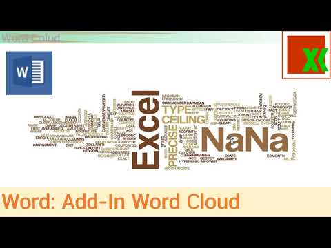 ms word / powerpoint add-in: pro word cloud - youtube, Powerpoint templates