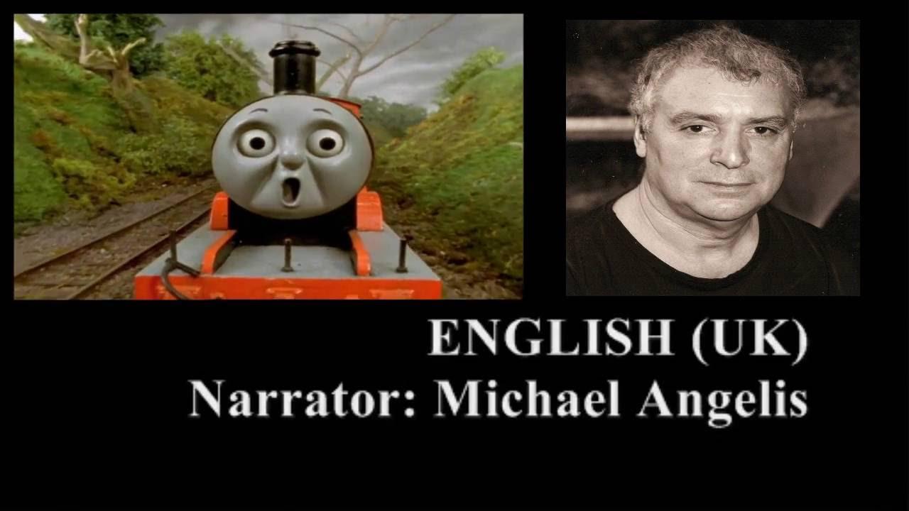 Thomas The Multi-Language Tank Engine - The Languages Of Sodor