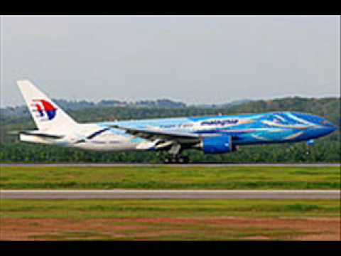 Malaysia Airlines-Boeing 777-200ER (Freedom Of Space).wmv