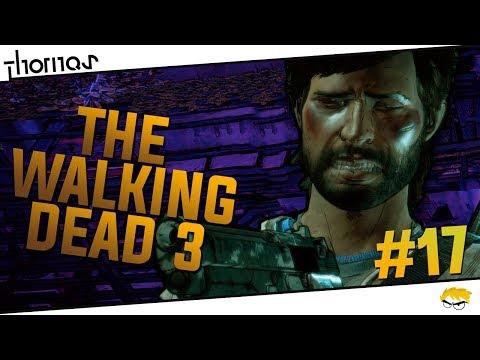The Walking Dead 3 -  #17  - Sbohem, Klementýnko! :'(   Český Let's Play   Částečný překlad