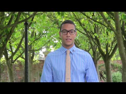 ACS Cobham Student Council Elections: Nick Hendrix (11th Grade VP)