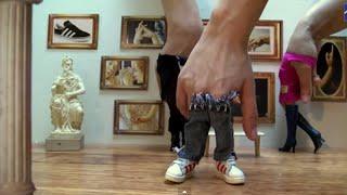 Fingers Harlem Shake | Finger Dance thumbnail