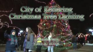 Kettering Mayor's Tree Lighting
