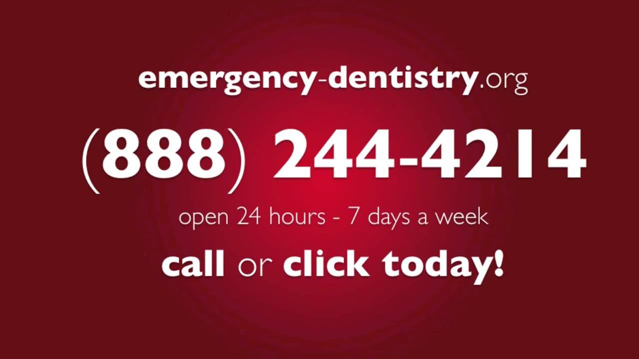 After Hour Dentist in Richmond, VA - Call 24/7 (888) 244-4214