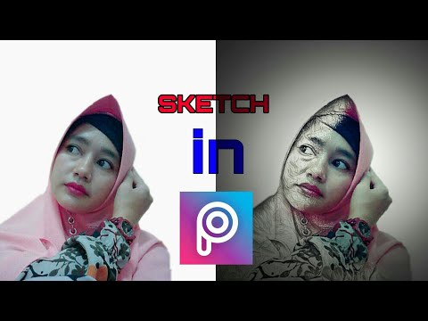 Picsart Tutorial || How to make Sketch Art in Picsart...#11 thumbnail
