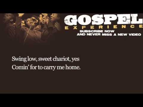 Louis Armstrong - Swing Low, Sweet Chariot (Lyrics)