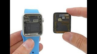 Apple Watch 1Gen 42mm - замена стекла и дисплея