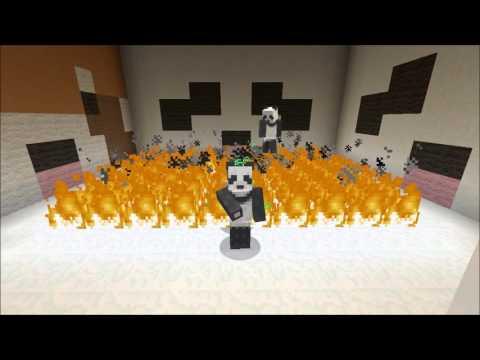Desiigner Panda - Minecraft Music Video