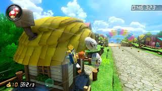 Animal Crossing [150cc] - 1:37.131 - sussy.com (Mario Kart 8 Deluxe World Record)