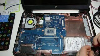 HP Pavilion 15 SSD, SSHD And Hard Drive Upgrade.