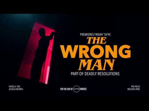 THE WRONG MAN Tonight On Lifetime's LMN!