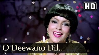O Diwano Dil Sambhalo Dil - Zeenat Aman - The Great Gambler - Hindi Item Songs - R.D. Burman
