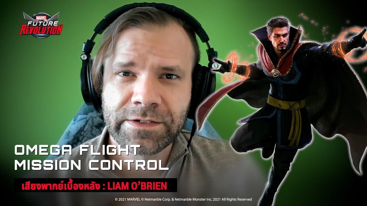 เสียงพากย์เบื้องหลัง : Liam O'Brien