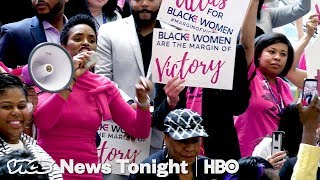 California Democrats Won't Admit The Party Is In Chaos (HBO)