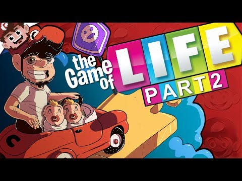 MY LIFE IS OVER!   A Millionaires Retirement? (The Game Of Life Online)