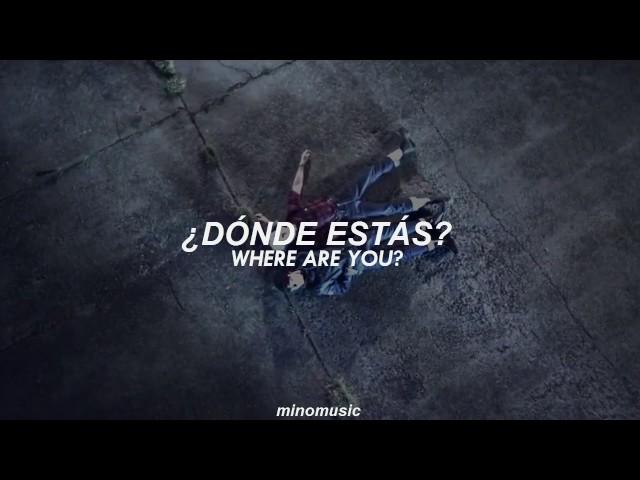 네시 (4 OCLOCK) - V & Rap Monster (Sub. Español // Eng Lyrics) [BTS / FMV]