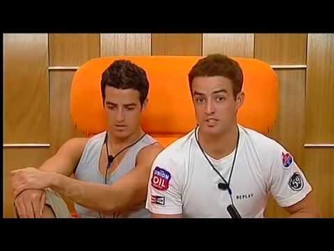 Big Brother Australia 2005 - Day 37 - Live Nominations #5