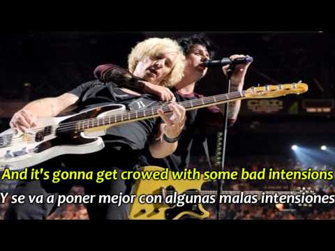 Green Day - Makeout Party (Subitulado En Español E Ingles)