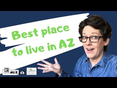 Best Town To Live In Arizona - Goodyear