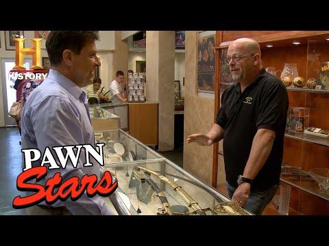 Pawn Stars: Battle Of Waterloo Swords | History