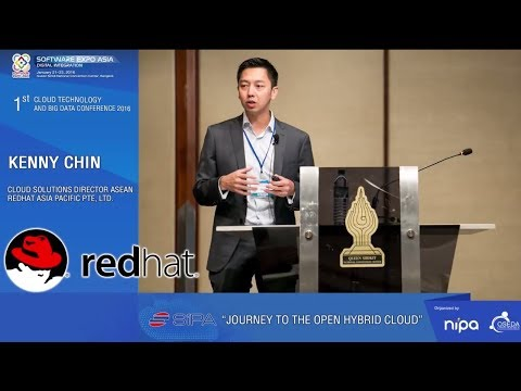 Journey to the Open Hybrid Cloud - Kenny Chin