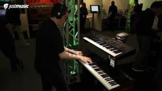 Musikmesse 2017 - Korg - Kronos LS - Demonstration