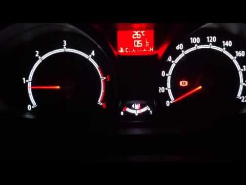 2012 ford fiesta 1.4 tdci trend yakit ortalama - youtube