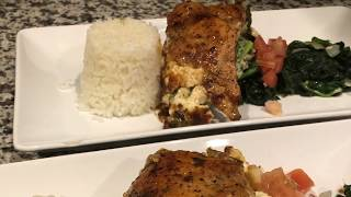 The Chronicles of the Cast Iron Chef MINISODE 3: Stuffed Chicken Breast