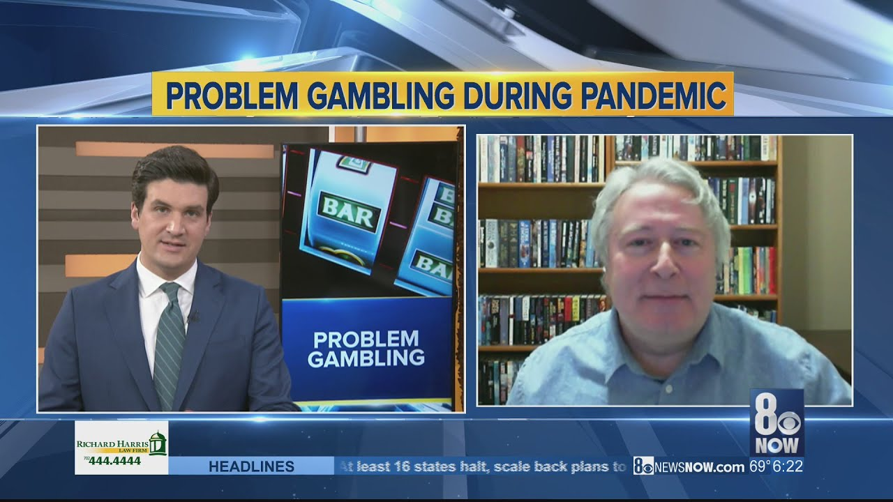 Good Day Las Vegas | Problem gambling during the COVID-19 pandemic