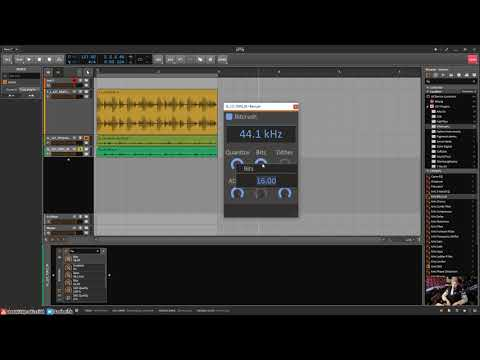Kilohearts Bitcrush - Using Bit & Sample-rate Reduction As A Mixing/Creative Tool
