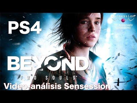 Beyond Dos Almas PS4 Análisis Sensession