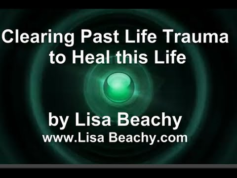 Clear Past Life Trauma to Move Forward in this Life Guided Meditation