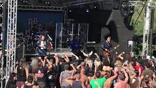 """Varang Nord """"A False God"""" (Live at Full Metal Holiday 2019, Mallorca, Spain)"""