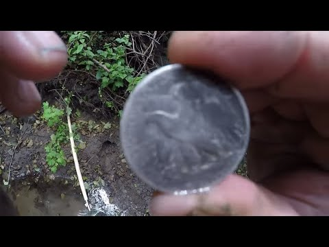 Buscador de Tesoros ! Metal Detecting ! Hidden Silver Coins Found ! Deteccion Metalica