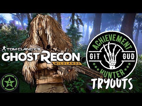 Let's Play - Git Gud Tryouts: Ghost Recon Wildlands