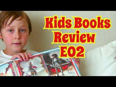 Kids Books Reviews By Alex