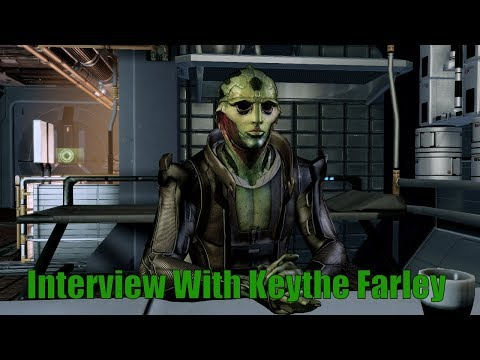 Interview with Voice Actor Keythe Farley (Thane)