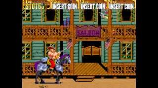 Arcade Longplay [403] Sunset Riders