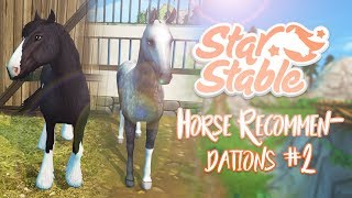 Horse recommendations #2 | Star Stable Updates