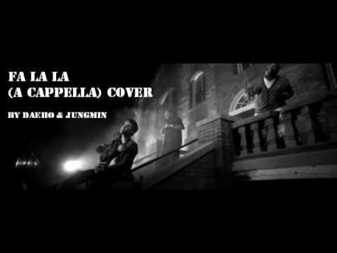 Justin Bieber - Fa La La (feat. Boyz II Men) (A Cappella) Cover [Audio] [Daeho, Jungmin]