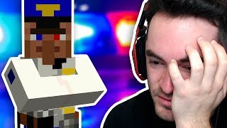 I Got Arrested In Minecraft