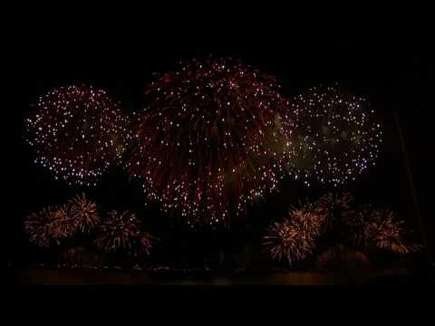 ALPHA PYRO France - Festival d'Art Pyrotechnique de Cannes - 21 juillet 2017