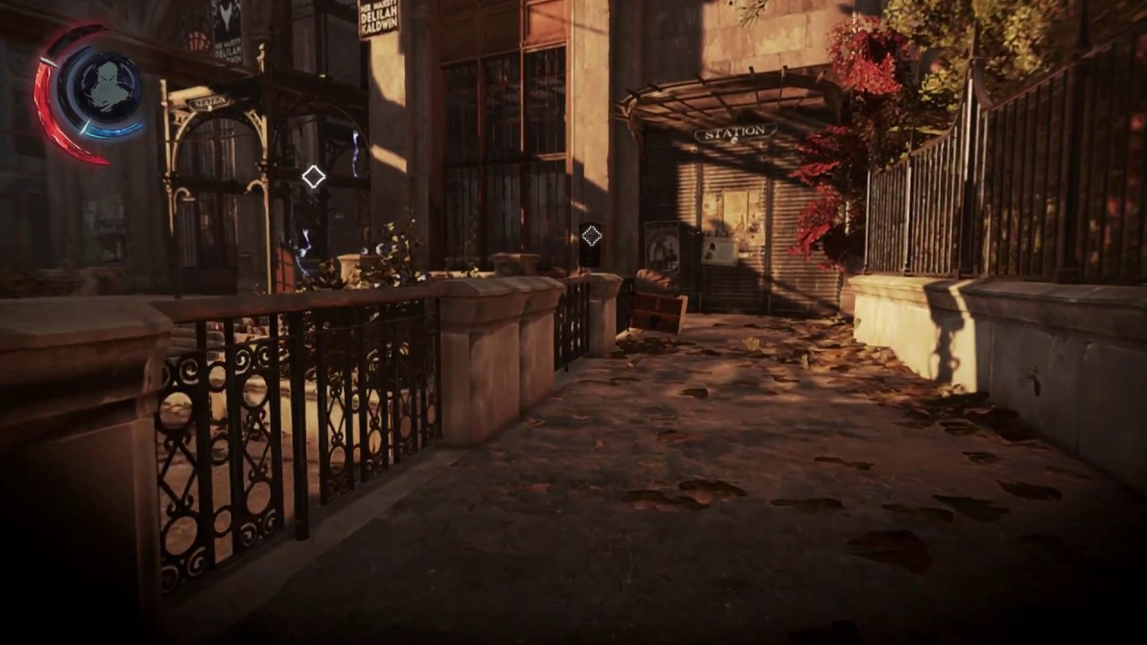 Dishonored 2 Rewire The Wall Of Light Adventa District